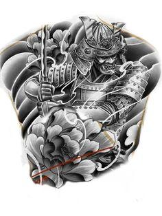 Top Tattoos, Samurai Art, Designs To Draw, Tattoo Ideas, Japanese, Ink, Style, Art, Tattoo Art