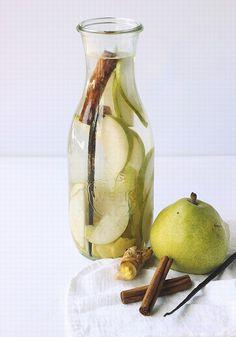 9 Fáciles y Saludables Recetas De Agua Saborizada