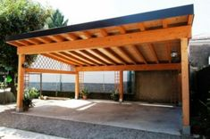 Garage & Shed - 606508343506629631 : Garage & Shed - 606508343506629631 - My Building Plans South Africa Check out this Garage and Shed Idea for your projects Carport Plans, Carport Garage, Pergola Carport, Wood Pergola, Garage House, Pergola Plans, House Front, Diy Pergola, Pergola Shade