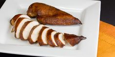 Smoked Maple Chipotle Chicken Breast Recipe - You can make your on smoker with 2 tin pans wood chips on the bottom of one and poke holes in the other one put on top and cover with tin foil. Place on grill at about 300.