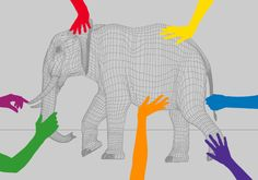 You may have heard the parable of the Blind Men and the Elephant. Can you relate it to how different corporate functions see #data and #analytics? Here's an interesting blog by Mu Sigma's Ganesh Lakshminarayanan. #decisionsciences