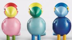 Danish songbirds designed by Kay Bojesen | Home | The Times & The Sunday Times