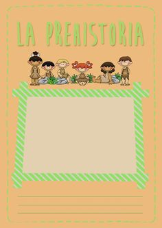 LLUVIA DE IDEAS: Recursos: Proyecto Didáctico la Máquina del tiempo, la prehistoria Conte, Projects For Kids, Preschool Activities, Clip Art, Teaching, How To Plan, Frame, Ancient Civilizations, Dinosaurs