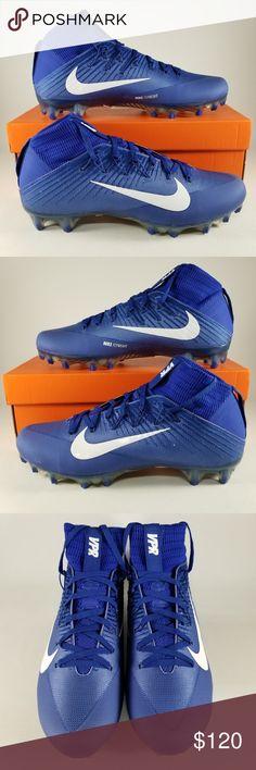 Nike Mercurial Vapor XI CR7 ACC FG Blanc Bleu Tint Soccer Crampons Homme 852514-401
