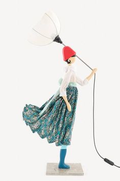Skitso Girls Maria Elpida Lampa - 85 cm Handmade Lamps, Best Sellers, Girls, Home Decor, Toddler Girls, Decoration Home, Daughters, Room Decor, Maids