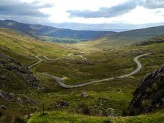 Healy Pass can be found on the Ring of Beara, the lesser travelled but equally stunning southern peninsula in Ireland