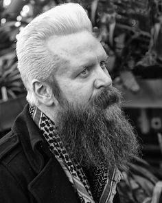 Twitch's Beard