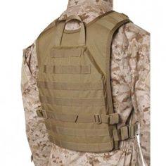 Blackhawk Lightweight Commando Recon Back Panel, Coyote Tan $52.64