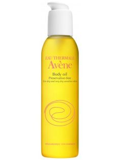 Use a body oil to deeply hydrate skin this winter like Avène Body Oil. Soothing, moisturizing, long-lasting. #winter