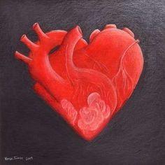 Heart illustration.