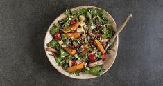 Σαλάτα με κολοκύθα και μπέικον Συνταγή | Άκης Πετρετζίκης Salad, Ethnic Recipes, Food, Youtube, Essen, Salads, Meals, Lettuce, Yemek