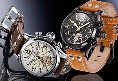 Al meer dan 100 jaar is Ingersoll de standaard voor fijn bewerkte origineel Amerikaanse horloges. Ingersoll Bison 4506 @ www.juwelierknoef.nl