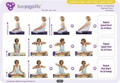 Kundalini basic spinal energy kriya
