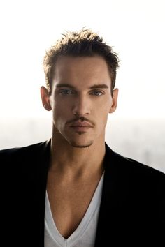 """A lot of men are very uptight, but I don't distinguish between male and female beauty. Beauty is beauty."" Jonathan Rhys Meyers"