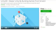 Unity3D - Master Unity By Building Games From Scratch >> http://ift.tt/1q3RdyB  #unity #game #development