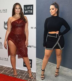 Ashley Graham Weight Loss Diet And Exercise Plan Ashley Graham's new body has some serious sparks flying. Curvy Women Fashion, Look Fashion, Plus Size Fashion, Fashion Models, Fashion Outfits, Petite Fashion, Fashion Bloggers, Ashley Graham Outfits, Ashley Graham Style