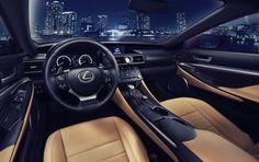 2015 Lexus RC Coupe Revealed Ahead Of Tokyo Auto Show