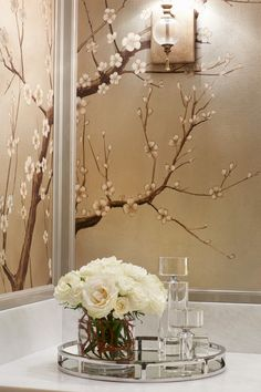 VT Interiors - Library of Inspirational Images: SILVER OR GOLD