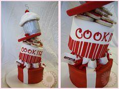 Cookie Jar cake
