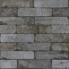 Papel pintado imitación a ladrillo de piedra PDW9446333