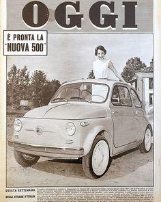 Fiat500nelmondo (@fiat500nelmondo) • Foto e video di Instagram Fiat 500, Historical Pictures, Video, Automobile, Instagram, Car, Autos, Cars, Historical Photos