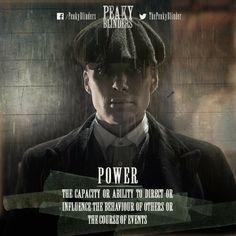 Thomas Shelby | Peaky Blinders
