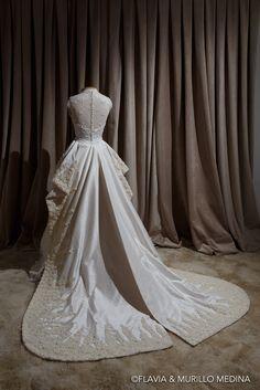 Vestidos de casamento e festa de Lourdinha Noyama