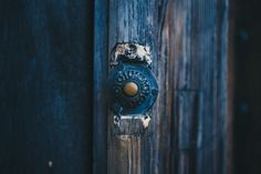 One of many great free stock photos from Pexels. This photo is about doorbell, ring, wooden