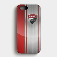 Ducati Logo iPhone SE Case its a Case, a protective yet stylish shield between your phone and accidental bumps, drops, and scratches. Iphone Logo, Iphone Se, Ducati