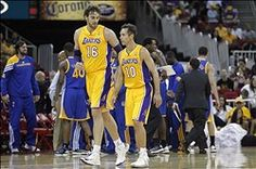 Lakers promised Nash they wouldn't trade Gasol