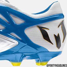 6e19edeb93cd White Adidas Messi 2015-2016 Boots Leaked - Footy Headlines Messi 2015