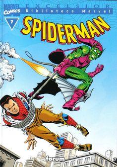 Spiderman, Biblioteca marvel nº 7