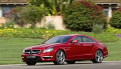 Mercedes-Benz CLS63.  European model shown.  For more information, visit: http://mbenz.us/lDbwQU