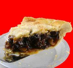 Amish Funeral Pie- Raisin Pie Very good and easy Brownie Desserts, Just Desserts, Baking Desserts, Amish Recipes, Cooking Recipes, Pie Recipes, Meatloaf Recipes, Cooking Tips, Pie Dessert