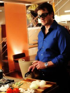 Season One Richard Castle will always have a special place in my heart. :)