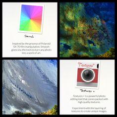 Smoosh and Textures+ http://ashcroft54.com