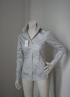 Kaufe meinen Artikel bei #Kleiderkreisel http://www.kleiderkreisel.de/damenmode/blusen/129609436-elegante-businessbluse-von-umani
