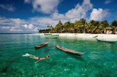 Bair Island, southeast Maluku