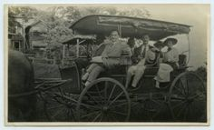 [Golf Excursion] :: Textiles, Teachers, and Troops - Greensboro 1880-1945