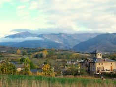 Trips in the fall to the Pyrenees Mountains