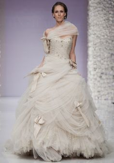 Dress of the day 3.26.12  Ian Stuart : Antoinette    Click on our blog for our daily pick!
