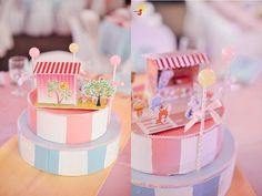 Chelsea's Sweet Shoppe Themed Party – Table Setup Something Sweet, Party Themes, Chelsea, Ice Cream, Candy, Birthday, Table, Pink, Ideas