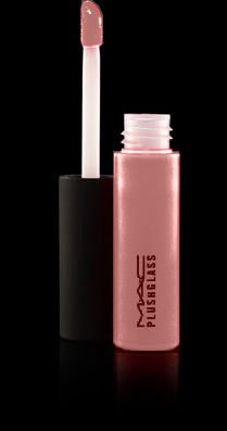 Ample Pink Plushglass MAC Sheer lip colour with a pearlized high-shine gloss finish. Comfortable to wear: lush, multi-dimensional. Gives a cool-warm, vanilla buzz to the lips. Moisturizes, soothes and visibly plumps the lips to make them look luxuriously healthy and well-conditioned. Contains vitamin E for added environmental protection. $19.50