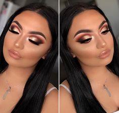 "History of eye makeup ""Eye care"", put simply, ""eye make-up"" happens to be a subject Fancy Makeup, Dramatic Eye Makeup, Glam Makeup Look, Formal Makeup, Eye Makeup Tips, Prom Makeup, Cute Makeup, Gorgeous Makeup, Bridal Makeup"