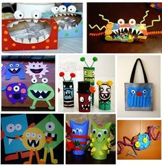 kids monster party - Google Search