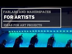 FabLabs And Makerspaces For Artists - James Abell ArtJames Abell Art Blog Entry, Art Projects, Graphics, Artists, Spaces, 3d, Graphic Design, Printmaking, Artist