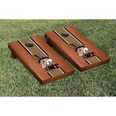 Victory Tailgate College Vault Wake Forest Demon Deacons Cornhole Game Set - 84839