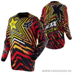 360 Dungey Rockstar dres  motorcycle  jersey  foxracing Motocross Gear 878875aa6