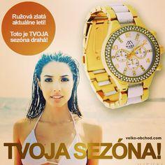 Tvoja sezóna s hodinami Mabz London! Michael Kors Watch, London, Watches, Fashion, Moda, Wristwatches, Fashion Styles, Clocks, Fashion Illustrations