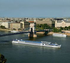 """Readers' Rating: 92.572With wood paneling, brass fittings, old lanterns, and black-and-white photos, these riverboats have a true Old World feel. Itineraries through Europe and beyond explore """"villages, cultures, and history,"""" and may include Kaffee and cake at a German family's home, an oyster farm tour in France, or a visit to a local Kindergarten in Slovakia."""